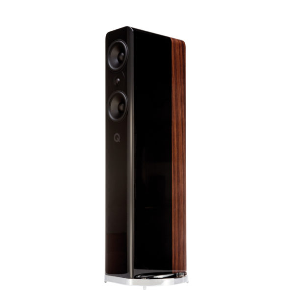 Q Acoustics Concept 500 in black/rosewood