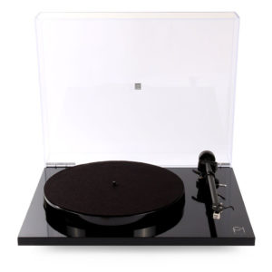 Rega Planar 1 Plus in black